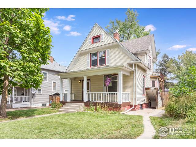 1512 11th Ave, Greeley, CO 80631 (#950167) :: The Margolis Team