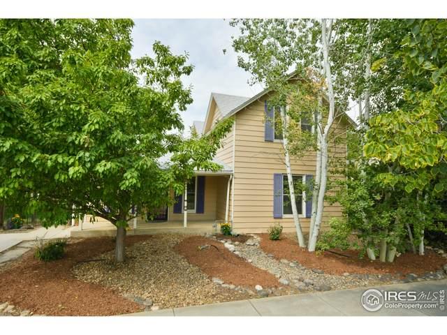 827 Garfield Ave, Loveland, CO 80537 (MLS #950169) :: Tracy's Team