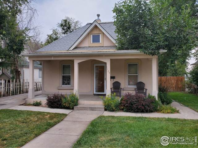 1125 13th St, Greeley, CO 80631 (MLS #950175) :: Downtown Real Estate Partners