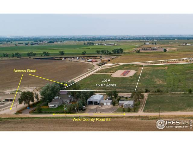 0 Cr 52, Greeley, CO 80631 (MLS #950189) :: Tracy's Team