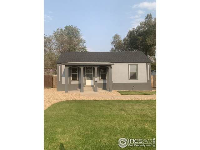 504 14th Ave, Greeley, CO 80631 (MLS #950195) :: Downtown Real Estate Partners