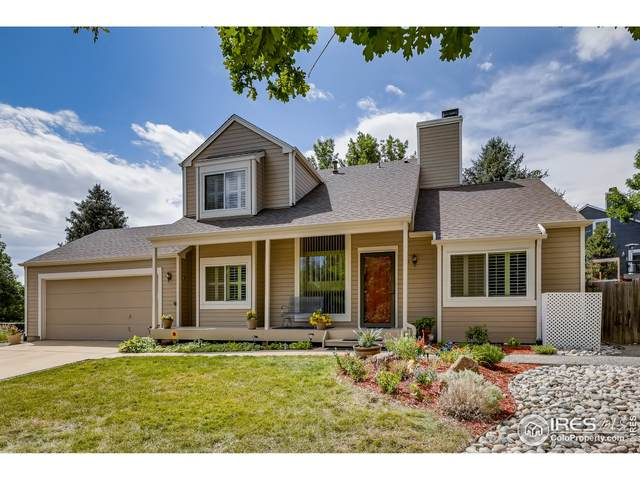 911 Cleveland Ct, Louisville, CO 80027 (MLS #950212) :: You 1st Realty