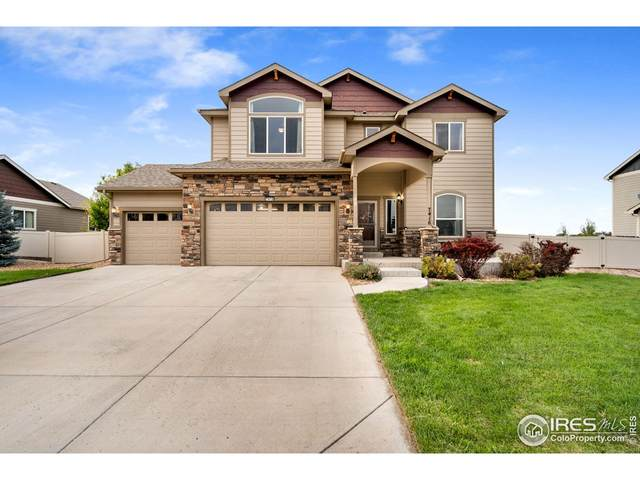 7416 Thistledown Dr, Windsor, CO 80550 (MLS #950224) :: Downtown Real Estate Partners
