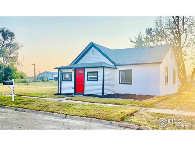 437 S Utah Ave, Haxtun, CO 80731 (MLS #950240) :: Downtown Real Estate Partners