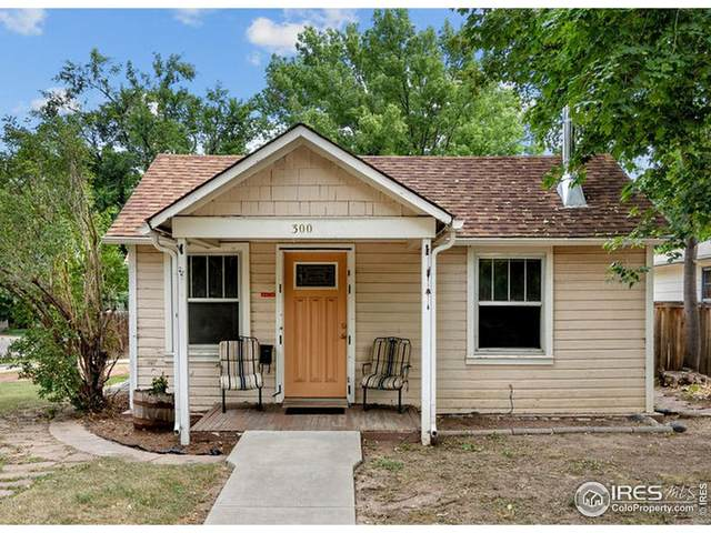 300 S Loomis Ave, Fort Collins, CO 80521 (#950244) :: The Griffith Home Team