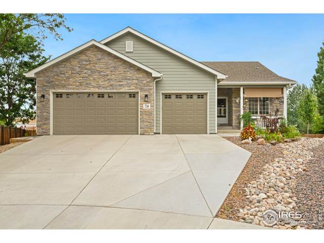 734 Milner Ct, Loveland, CO 80537 (#950246) :: Symbio Denver