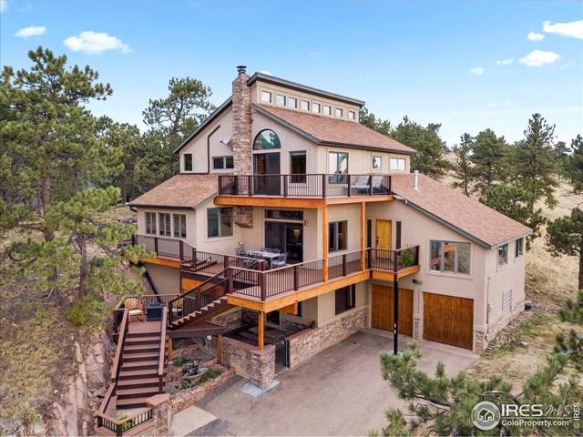 6293 Red Hill Rd, Boulder, CO 80302 (MLS #950249) :: Downtown Real Estate Partners