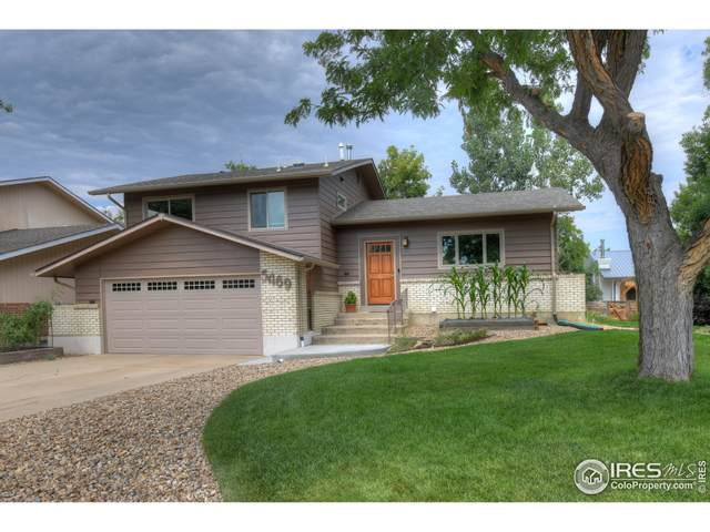 5469 Seneca Pl, Boulder, CO 80303 (MLS #950253) :: Downtown Real Estate Partners