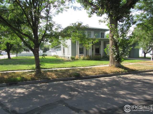 304 Custer St, Brush, CO 80723 (MLS #950257) :: Jenn Porter Group
