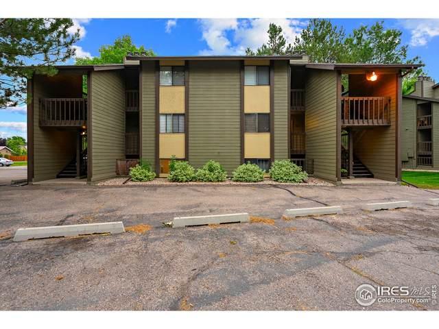 925 Columbia Rd #411, Fort Collins, CO 80525 (MLS #950265) :: Stephanie Kolesar