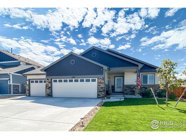 2190 Charbray St, Mead, CO 80542 (MLS #950277) :: Downtown Real Estate Partners