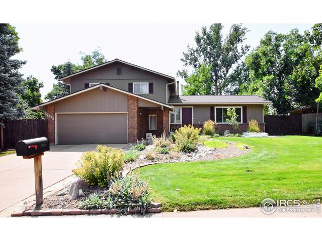 2009 Valley Forge Ave, Fort Collins, CO 80526 (MLS #950285) :: Downtown Real Estate Partners