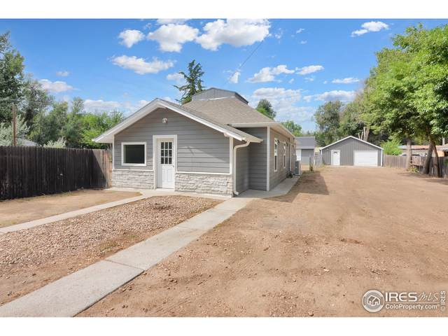 810 N Custer St, Brush, CO 80723 (MLS #950298) :: J2 Real Estate Group at Remax Alliance