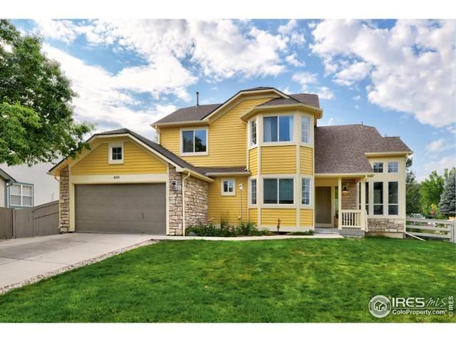 4103 Hawthorne Pl, Longmont, CO 80503 (MLS #950309) :: Downtown Real Estate Partners