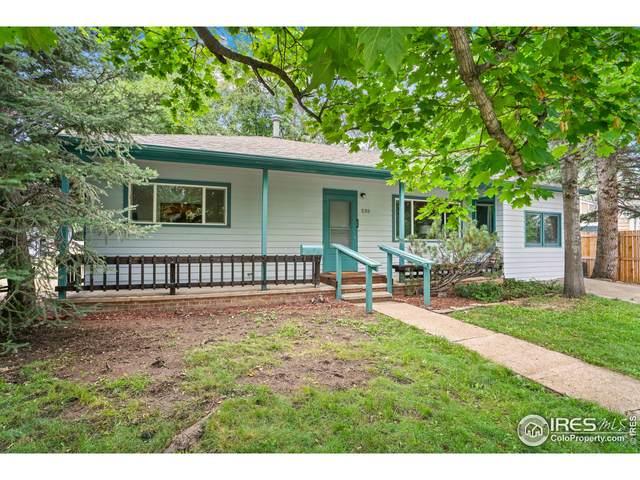 235 28th St, Boulder, CO 80305 (#950319) :: Symbio Denver