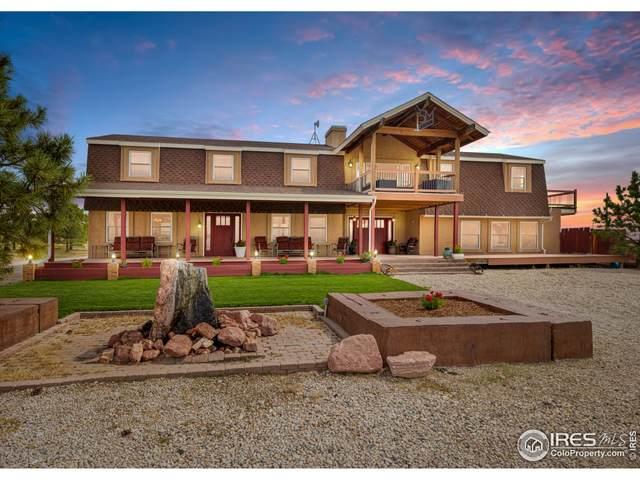 16030 Alta Plaza Cir, Peyton, CO 80831 (MLS #950324) :: J2 Real Estate Group at Remax Alliance