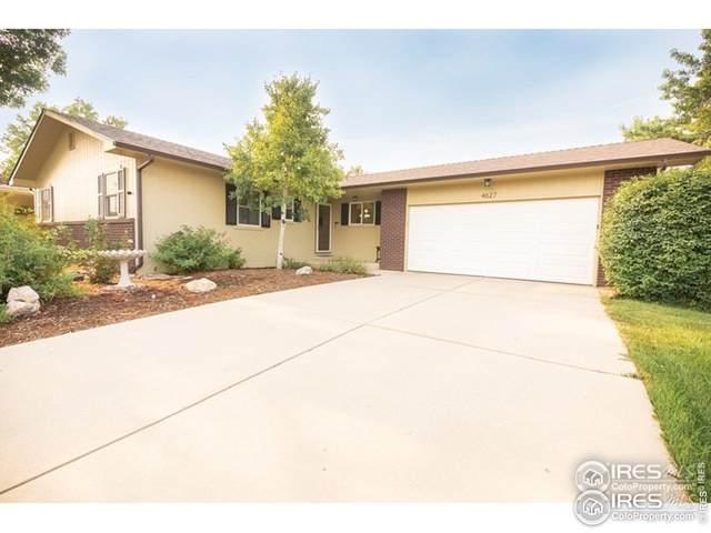 4627 W 3rd St, Greeley, CO 80634 (MLS #950329) :: Jenn Porter Group