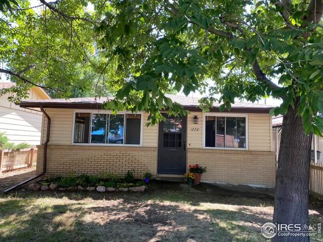 113 Fairbanks St, Longmont, CO 80504 (MLS #950334) :: Jenn Porter Group
