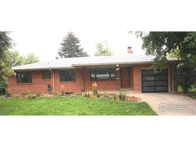 2834 15th St, Boulder, CO 80304 (MLS #950336) :: Jenn Porter Group