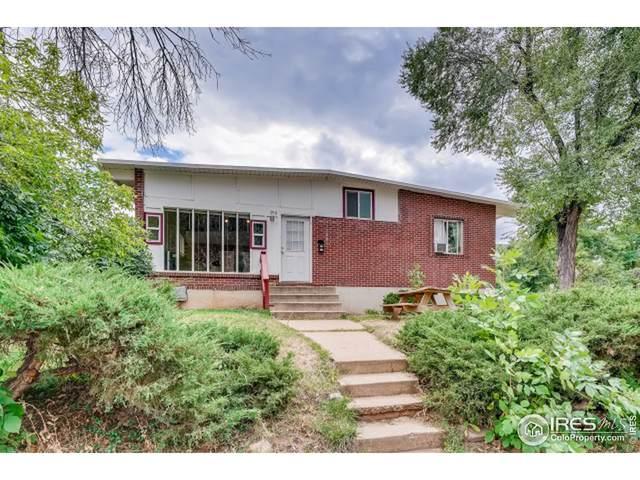 910 Pleasant St, Boulder, CO 80302 (MLS #950347) :: J2 Real Estate Group at Remax Alliance