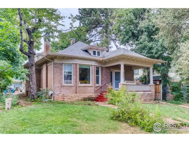 965 11th St, Boulder, CO 80302 (MLS #950348) :: You 1st Realty