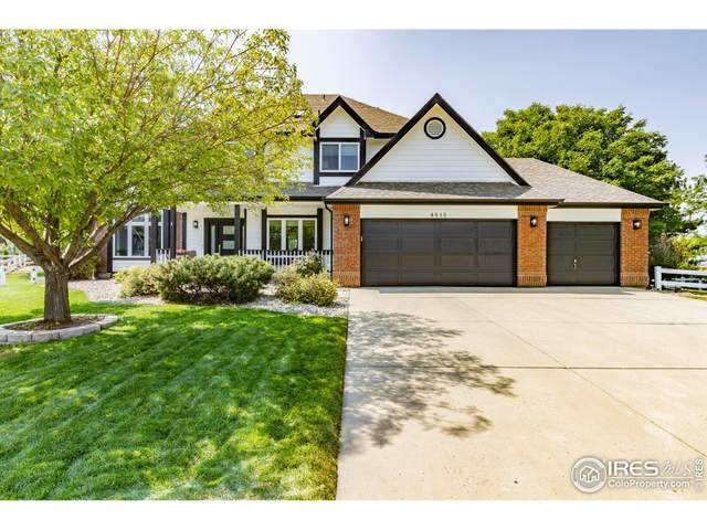 4815 Snowdrift Cir, Fort Collins, CO 80528 (MLS #950361) :: J2 Real Estate Group at Remax Alliance