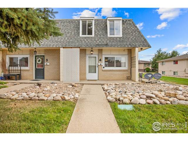 933 16th St SW #4, Loveland, CO 80537 (MLS #950367) :: Find Colorado