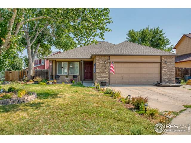 449 Stevens Cir, Platteville, CO 80651 (MLS #950375) :: Downtown Real Estate Partners