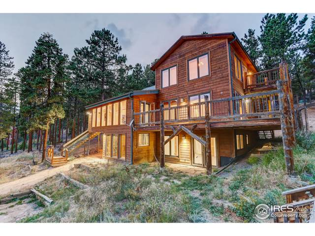 568 Haul Rd, Nederland, CO 80466 (MLS #950380) :: Downtown Real Estate Partners