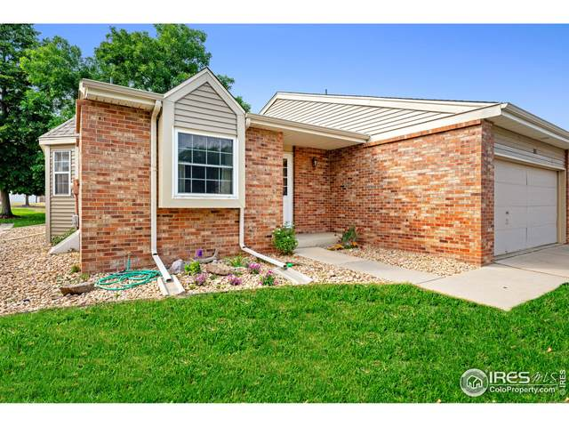 3950 W 12th St #35, Greeley, CO 80634 (MLS #950383) :: Downtown Real Estate Partners