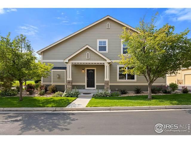 5227 Mill Stone Way, Fort Collins, CO 80528 (#950384) :: Symbio Denver