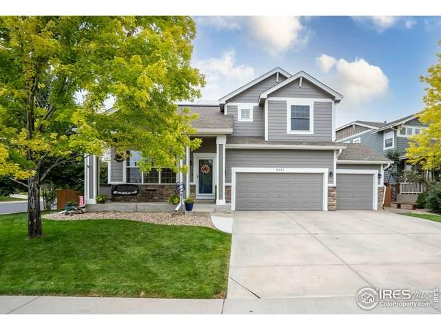 2451 Black Duck Ave, Johnstown, CO 80534 (#950385) :: Symbio Denver