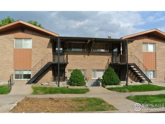 905 S 2nd Ave 1-5, Sterling, CO 80751 (MLS #950402) :: Coldwell Banker Plains