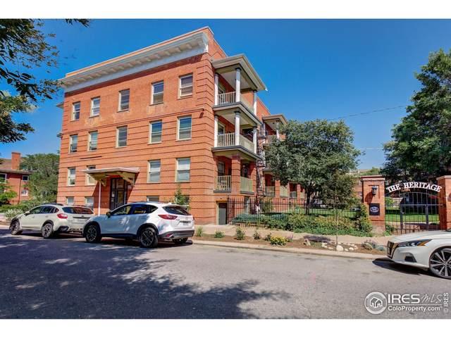 1376 N Pearl St B1, Denver, CO 80203 (MLS #950420) :: Coldwell Banker Plains