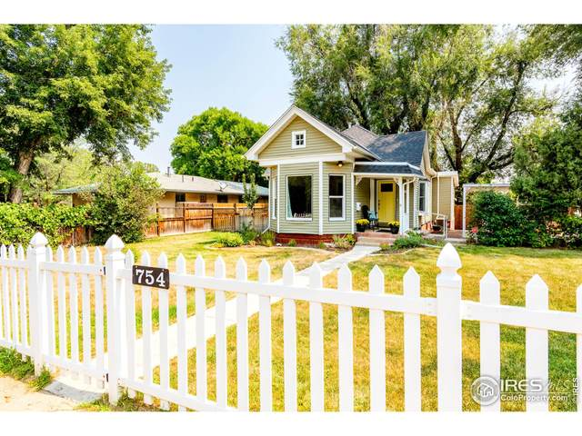 754 Francis St, Longmont, CO 80501 (MLS #950441) :: J2 Real Estate Group at Remax Alliance
