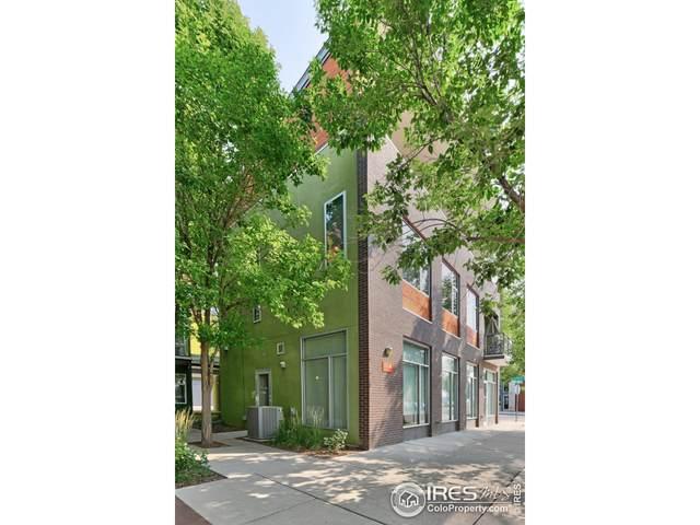 1114 Neon Forest Cir #1, Longmont, CO 80504 (MLS #950444) :: Keller Williams Realty