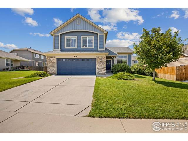 430 Expedition Ln, Johnstown, CO 80534 (MLS #950446) :: Downtown Real Estate Partners