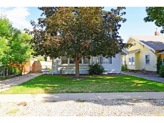 601 E 8th St, Loveland, CO 80537 (MLS #950452) :: Downtown Real Estate Partners
