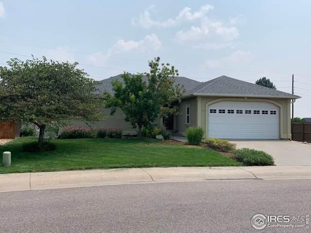 617 Kenosha Ct, Windsor, CO 80550 (MLS #950455) :: Downtown Real Estate Partners