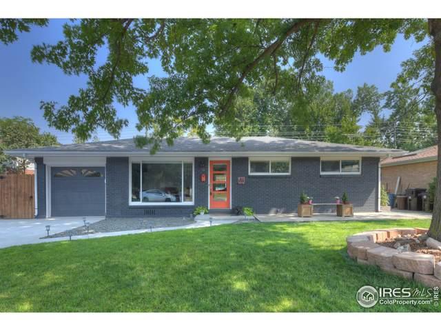 130 S 31st St, Boulder, CO 80305 (MLS #950456) :: RE/MAX Elevate Louisville
