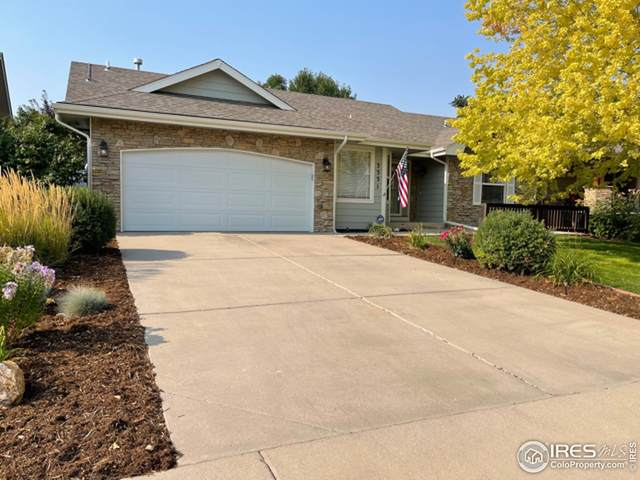 3331 68th Ave Ct, Greeley, CO 80634 (MLS #950463) :: J2 Real Estate Group at Remax Alliance