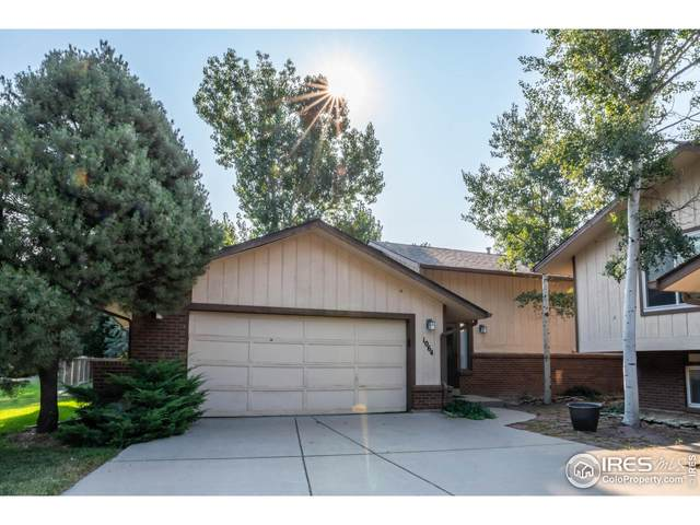 1064 Fairway Ct #3, Boulder, CO 80303 (MLS #950472) :: J2 Real Estate Group at Remax Alliance