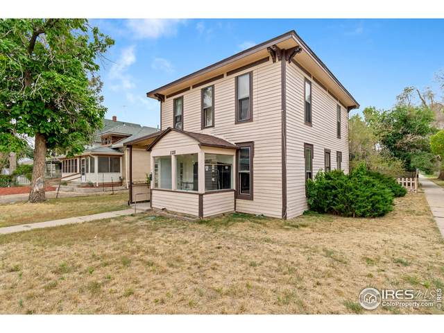 1128 6th St 1-3, Greeley, CO 80631 (MLS #950477) :: Downtown Real Estate Partners