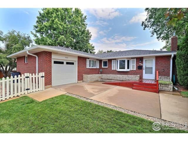 2602 16th Ave, Greeley, CO 80631 (MLS #950487) :: Jenn Porter Group