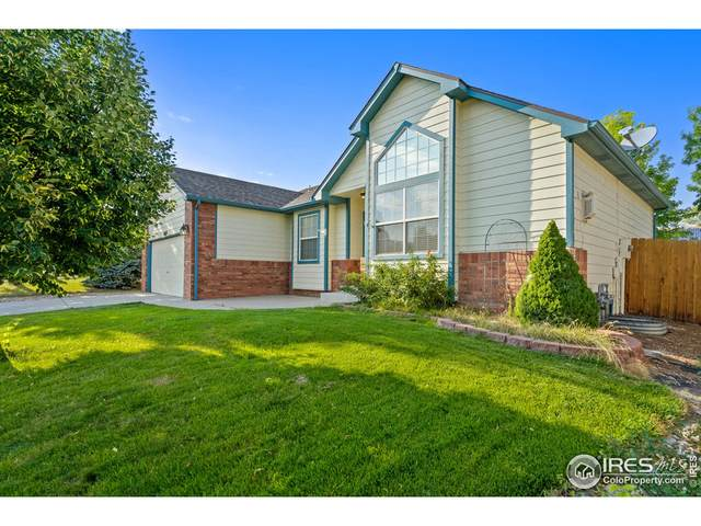 2619 Park View Dr, Evans, CO 80620 (MLS #950489) :: Tracy's Team