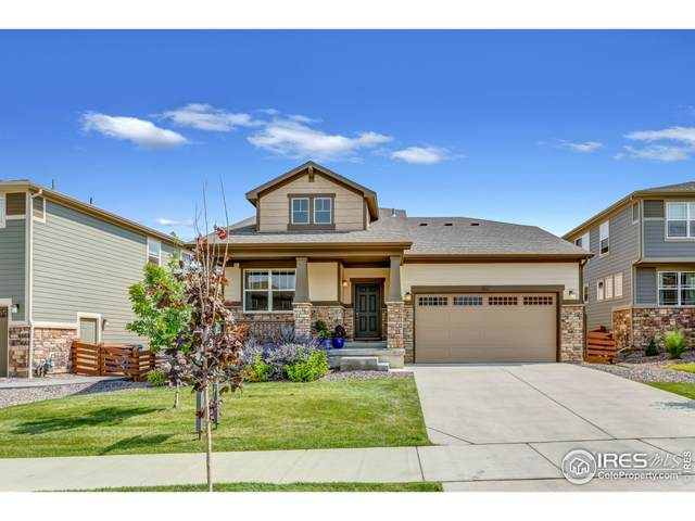 607 Gold Hill Dr, Erie, CO 80516 (MLS #950507) :: Tracy's Team