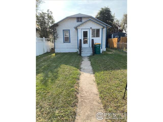 228 Oak Ave, Eaton, CO 80615 (MLS #950510) :: Downtown Real Estate Partners