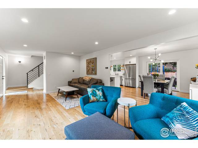 460 Oneida St, Boulder, CO 80303 (MLS #950515) :: Downtown Real Estate Partners