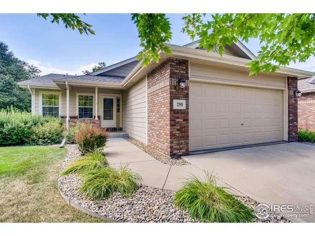 289 Lilac Pl, Loveland, CO 80537 (MLS #950544) :: J2 Real Estate Group at Remax Alliance