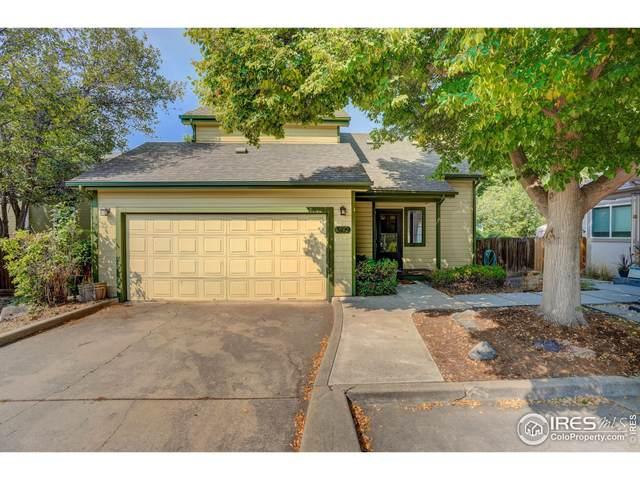 3109 Gatling Ln, Boulder, CO 80301 (MLS #950545) :: Downtown Real Estate Partners